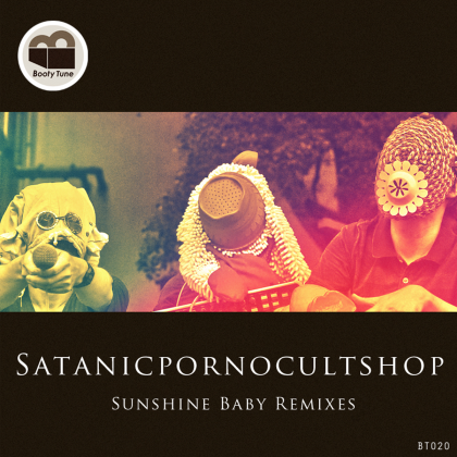 BootyTune - Sunshine Baby Remixes - cover